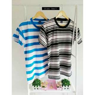 Classic Stripes Tees Brand New (Small)