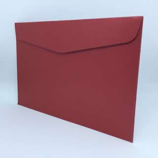 Red Envelope w/ Small Triangular Flap (26 pieces)