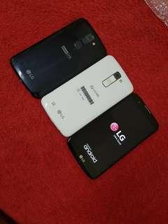 LG k10 model F670s