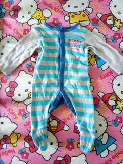 Over all baby outfit