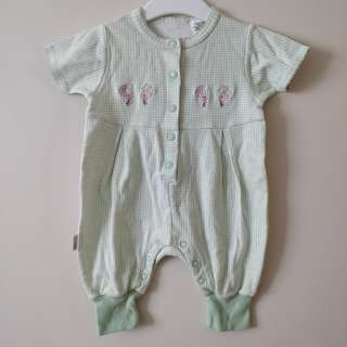 Brand New Dainty Onesie for 0-3 Months
