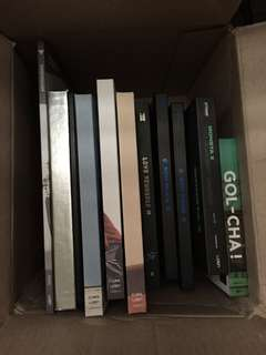 [wts] cheap unsealed albums