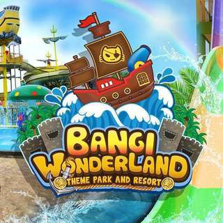 Bangi Wonderland Theme Park Voucher