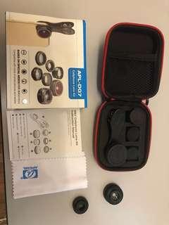 APL- DG7 lens kit