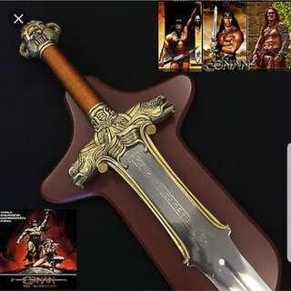 Conan the barbarian Atlantean sword replica