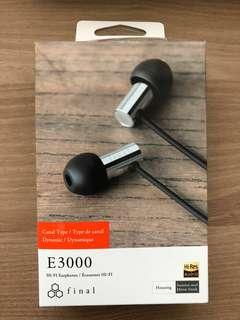 E3000 Final Earpiece