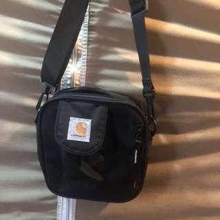 Carhartt WIP Essentials Bag Small小包腰包側背包 迷
