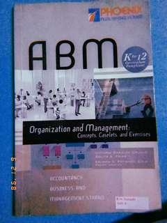 🌻SHS BOOK ABM