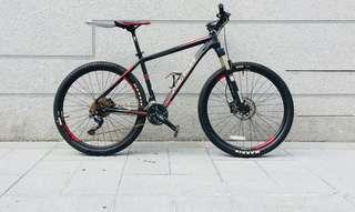 Merida Big Seven 500 (matt black, L size)