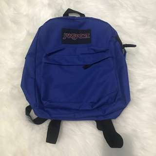 Ransel Bag Mini Jansport Blue