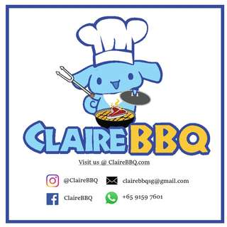 ClaireBBQ Cooking Service/BBQ Chef