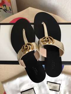 Gucci summer shoes