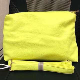 Candy Color Crossbody bag 糖果色鈄揹袋