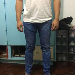 Bershka Skinny Jeans