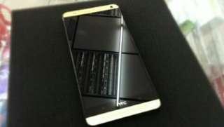 HTC One Max 金色 行貨