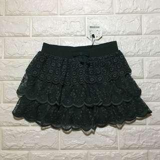 Bnwt Zara lace skirt