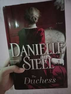 The Duchess by Danielle Steel [Hard Bound]