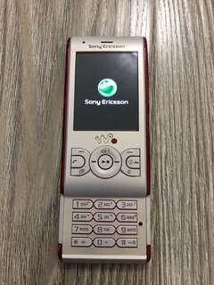 Sony Ericsson W595 Mobile Phone