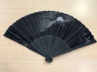 Black Foldable Fan