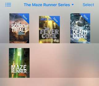 The Maze Runner Series [Ebook]