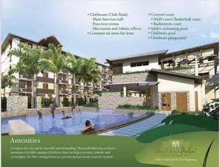 Fairview Condo rent to own low down payment hacienda balai