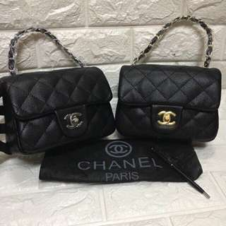 Chanel small sling bag