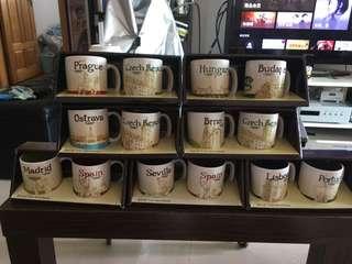 Starbucks 城市杯