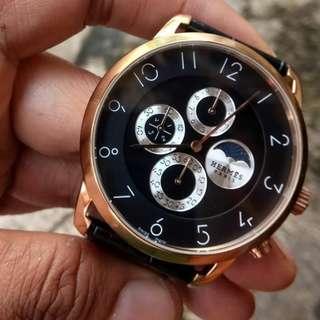 "Hermes Paris Watch ""Second"""