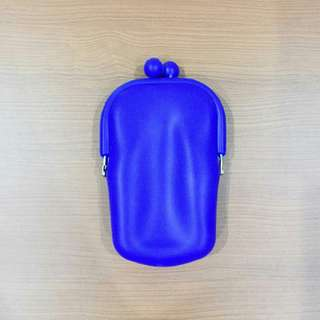 Silicone Pouch / Coin Purse (Bisa untuk HP / dompet koin)