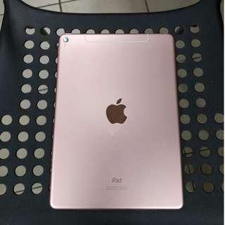 【耀揚通訊】IPAD PRO 9.7吋/4/32G 玫瑰金 可插卡版 盒裝完整 優惠價