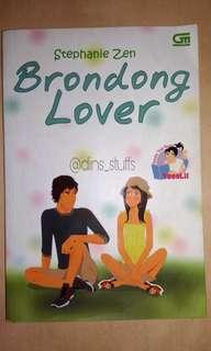Teenlit - Brondong Lover