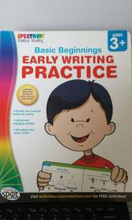 🚚 Basic Beginnings EARLY WRITING PRACTICE