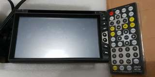 Car DVD PLAYER INTEGRA DTI-6950D 6,95""