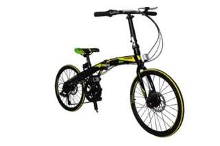 Trinx folding bike dolphin 1.0