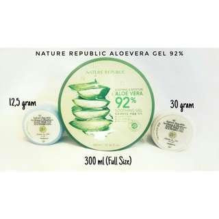 Nature Republic Aloevera Gel (Share in Jar)