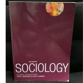SUSS/ UNISIM SOC203 Living Sociology