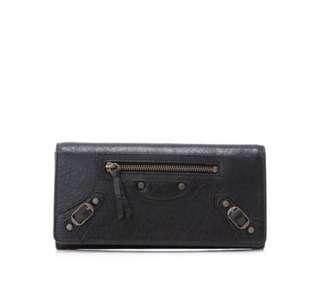 New! Authentic Balenciaga Classic Wallet
