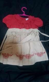 Baby kiko gown