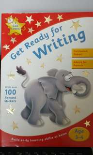 🚚 I Can Learn - Get Ready For Writing