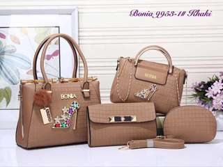 4 in 1 Bonia Handbag