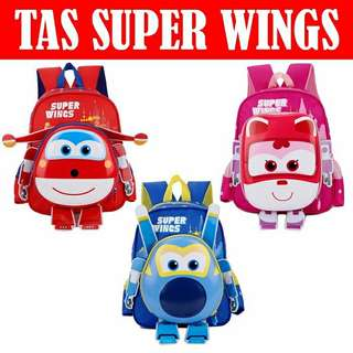 Tas Import Super Wings