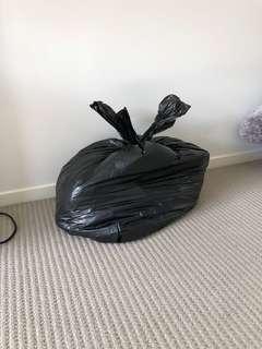 BAG OF CLOTHES!
