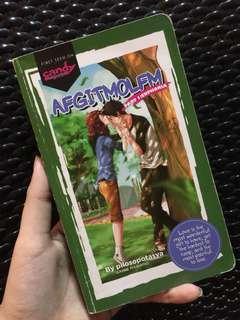 Wattpad Book (AFGITMOLFM part 1: euphoria)