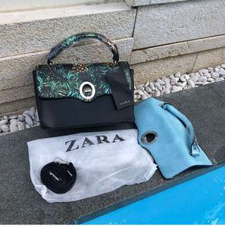 Zara strap 2tone