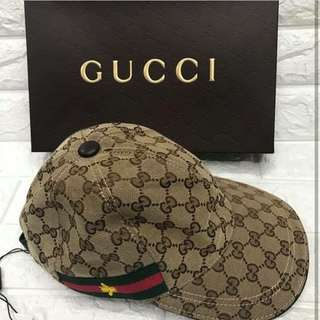 Gucci Cap w/ Box