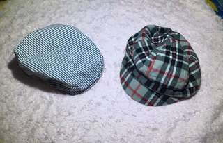 2 cute beret for baby
