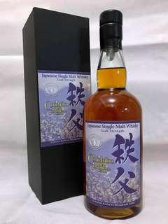秩父 Mizunara Head 2012 #1718 Chichibu Whisky 日本威士忌