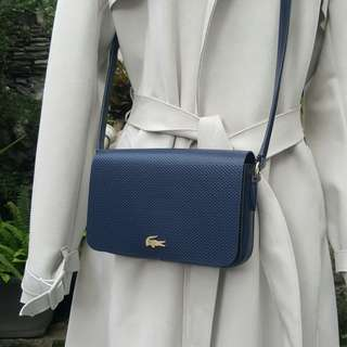 ❤ LACOSTE Crossover Bag