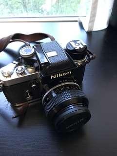 Nikon f2n