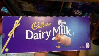 Cadbury Giant Bar